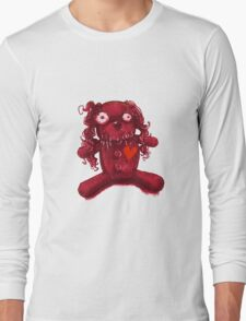 nasty pink voodoo baby Long Sleeve T-Shirt