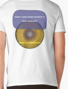 Parallel Universes - AE Mens V-Neck T-Shirt