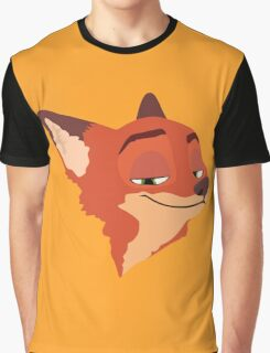 Nick Wilde  Graphic T-Shirt