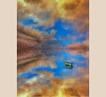 Edge of Heaven Inpressionist Unisex T-Shirt