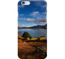 The Red Roof Croft iPhone Case/Skin