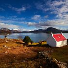 The Red Roof Croft by Jeanie