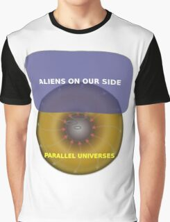 Parallel Universes - Allied Graphic T-Shirt