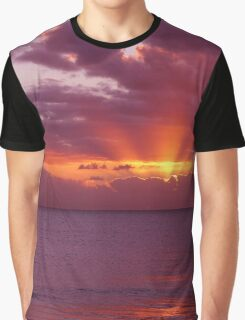 Let the new day lift your spirits to the sky Graphic T-Shirt
