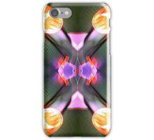 neon underground iPhone Case/Skin