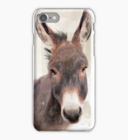 Wetnose Donkey Colour iPhone Case/Skin