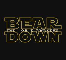 Bear Down Kids Tee