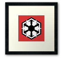 Sith Framed Print