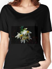 Weeping Narcissus Women's Relaxed Fit T-Shirt