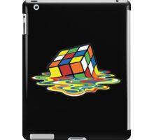 Rubik's Cube Melted Cubes iPad Case/Skin