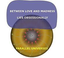 Parallel Universes - Calvin Klein Photographic Print