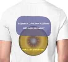 Parallel Universes - Calvin Klein Unisex T-Shirt