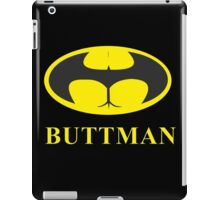 Buttman iPad Case/Skin