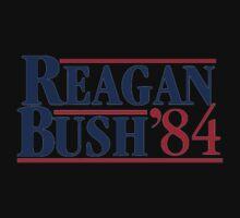 REAGAN Bush 1984 Kids Tee