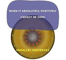 Parallel Universes - Fedex Photographic Print