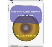 Parallel Universes - Fedex iPad Case/Skin