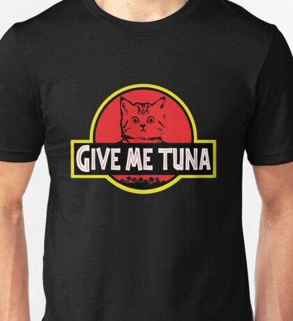 Jurassic Cat Unisex T-Shirt