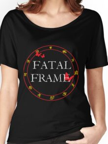 Fatal Frame/Project Zero Women's Relaxed Fit T-Shirt