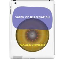 Parallel Universes - GE iPad Case/Skin