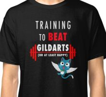 Training to beat the king or... Classic T-Shirt