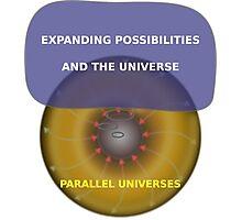 Parallel Universes - HP Photographic Print