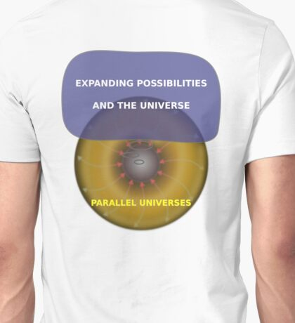 Parallel Universes - HP Unisex T-Shirt