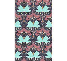 lotos pattern Photographic Print