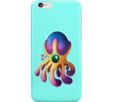 Syd the Squid (The cute one) iPhone Case/Skin
