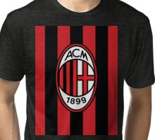 AC Milan Tri-blend T-Shirt