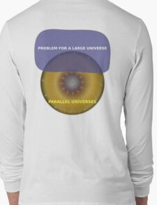 Parallel Universes - IBM Long Sleeve T-Shirt