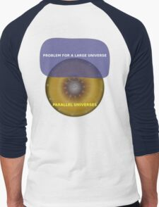 Parallel Universes - IBM Men's Baseball ¾ T-Shirt