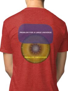 Parallel Universes - IBM Tri-blend T-Shirt