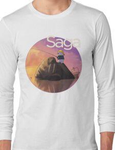 Saga Comic Ghus Long Sleeve T-Shirt
