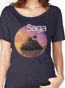Saga Comic Ghus Women's Relaxed Fit T-Shirt