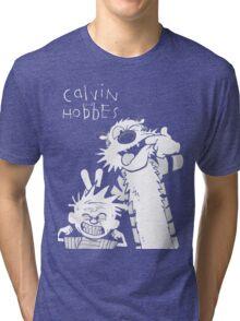 Selfie Calvin Tri-blend T-Shirt