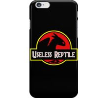 Useless Reptile iPhone Case/Skin