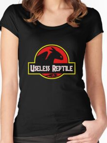 Useless Reptile Women's Fitted Scoop T-Shirt