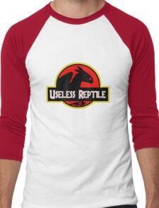 Useless Reptile Men's Baseball ¾ T-Shirt