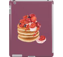 Lovely Pancakes iPad Case/Skin