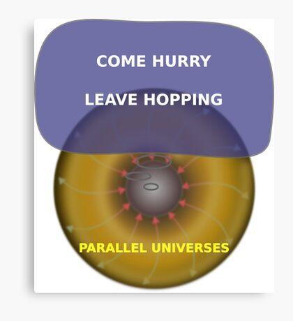 Parallel Universes - IHOP Canvas Print