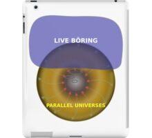 Parallel Universes - IKEA iPad Case/Skin