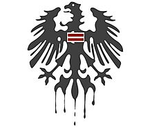 Austrian Eagle  Photographic Print
