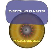 Parallel Universes - JC Penny Photographic Print