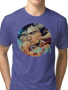 Saga Comic Skwad Tri-blend T-Shirt