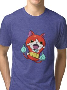 yokai watch Tri-blend T-Shirt