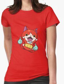 yokai watch Womens Fitted T-Shirt
