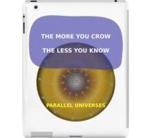Parallel Universes - Kohls2 iPad Case/Skin
