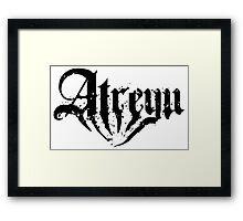 Atreyu Framed Print