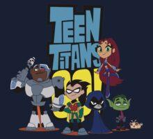 Teen Titans Go! 1 Kids Tee