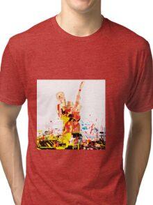guitarman Tri-blend T-Shirt